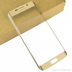 Geam Samsung Galaxy S7 edge SM-G935 auriu nou - Display LCD