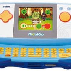 Joc educativ electronic Mobigo + joc Shrek 4, Vtech