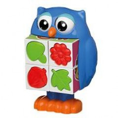 Bufnita puzzle Tomy