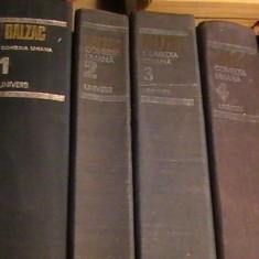OPERE- BALZAC-VOL1-8-COMEDIA UMANA- FOLOSIT-EDITIE ANGELA ION-