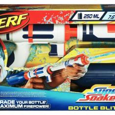 Pistol cu apa Nerf super soaker Bottle Blitz