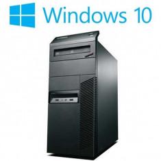 Calculatoare refurbished ThinkCentre M81 Mt, Dual Core G620, Win 10 Home - Sisteme desktop fara monitor Ibm