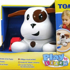 Primul meu catelus cu telecomanda, Tomy