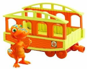 Buddy si Tren Tomy Dino Train, TO53001 foto