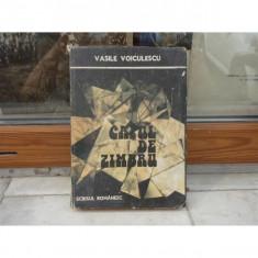 Capul de zimbru, Vasile Voiculescu - Roman