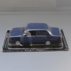 VAZ 2107 Jiguli, DeAgostini Rusia, 1/43 - Macheta auto