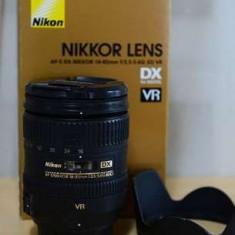 Obiectiv nikon AF-S NIKKOR 16-85 mm f/3.5-5.6G ED VR - Obiectiv DSLR
