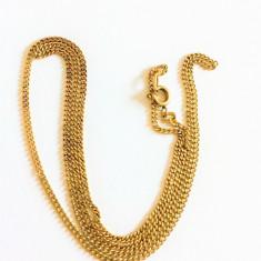 LANT AUR 8 K 56 cm 3.88 gr - Lantisor aur, Carataj aur: Nespecificat, Culoare Aur: Galben