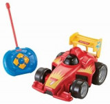 Masina cu telecomanda Fisher price Mattel, 27Mhz