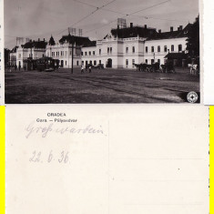 Oradea - Gara -tramvai
