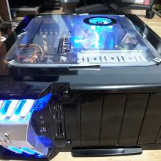 Super PC Quad AMD X4 2, 3Ghz, 4GB ram, GF 440, 1 Terra, DVD-RW 500lei FIX - Sisteme desktop fara monitor Gigabyte, AMD Quad, 2001-2500 Mhz, 1-1.9 TB, AM3