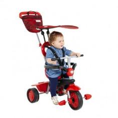 Tricicleta Smart Trike Vanilla rosu - Tricicleta copii