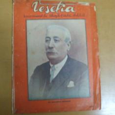 Veselia 16 ianuarie 1941 numar G. radulescu Archibald Iasi Caragiale Capsa