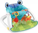 Scaun bebe cu activitati, Fisher Price