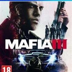 MAFIA III - PS4 [Second hand] - Jocuri PS4, Actiune, 16+, Single player