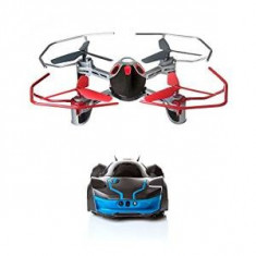Set auto RC si drona cu control prin aplicatie, WowWee - Vehicul