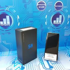Samsung Galaxy S8 Coral Blue G950F FACTURA+GARANTIE Impecabil Fullbox - Telefon Samsung, Albastru, Neblocat, Single SIM