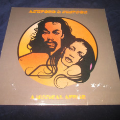 Ashford & Simpson - A Musica Affair _ vinyl, LP _ Warner (SUA) - Muzica R&B warner, VINIL