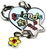 Breloc Charm , Friends 4 ever