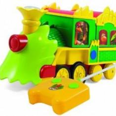 Tomy Tren cu Telecomanda Dino Train
