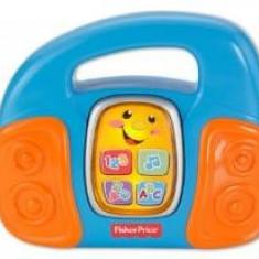 Radio interactiv pentru copii, Fisher Price