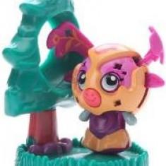 Figurina cu habitat Zoobles X 1 Antlerson - Figurina Povesti