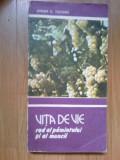 e3 Avram D. Tudosie - Vita De Vie Rod Al Pamantului Si Al Muncii
