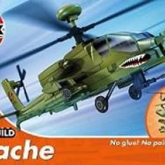 Macheta avion de construit Apache Elicopter - Aeromodelism Airfix