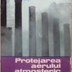 Protejarea Aerului Atmosferic Indrumator Practic - Pascu Ursu, D. Frosin, I. Tatu, D. Popa, D. Frosin, 411006 - Carti Constructii