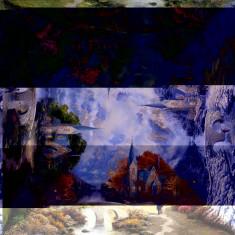 Puzzle 1000 piese, 4 anotimpuri Schmidt