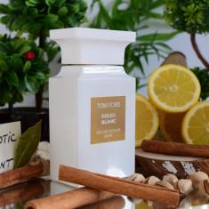 Parfum Original Tom Ford - Soleil Blanc + CADOU - Parfum unisex, 100 ml, Apa de parfum
