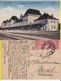 Timisoara - Gara Domnita Elena, Circulata, Printata