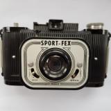 Cumpara ieftin APARAT DE FOTOGRAFIAT - SPORT-FEX - FRANTA - BACHELITA - anii 1940