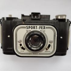 APARAT DE FOTOGRAFIAT - SPORT-FEX - FRANTA - BACHELITA - anii 1940