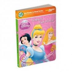 Carte electronica Disney Princess, Leapfrog (lb engleza)