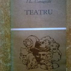 I. L. Caragiale - Teatru - Carte Teatru