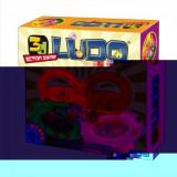 JOC DE FAMILIE, 3D LUDO, D-Toys