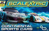 Pista de masini Scalextric Continental Sports Cars