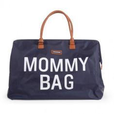 Geanta Mommy Bag Navy - Geanta plimbare copii