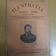 Ilustratia neamului nostru ianuarie 1920 Creanga Cluj Ecaterina Teodoroiu Ardeal - Revista culturale