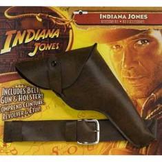 Set Indiana Jones cu pistol toc si curea - Pistol de jucarie