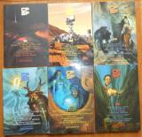 CPSF Anticipatia , serie noua , 33 numere in 29 carti , serie completa