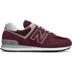 Pantofi sport barbati New Balance ML574EGB - Adidasi barbati New Balance, Visiniu