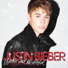Justin Bieber Under The Mistletoe (cd) - Muzica Sarbatori