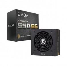 Sursă de Alimentare EVGA 220-GS-0550-V2 550W GS 80PLSU - Server Fujitsu