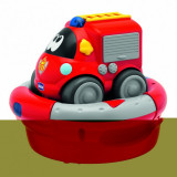Masina de pompieri Charge and Drive, Chicco