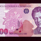 ROMANIA 50.000  ( 50000  )  LEI  1996 ,  NECIRCULATA , UNC.   Am si consecutive