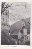 Bnk cp Orasul Stalin - Biserica Neagra - circulata, Printata, Brasov