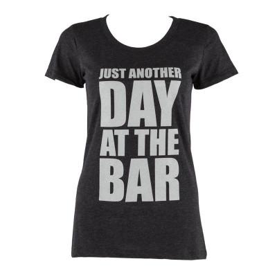 Heather CAPITAL sportiv tricou pentru femei Dimensiune S, negru foto