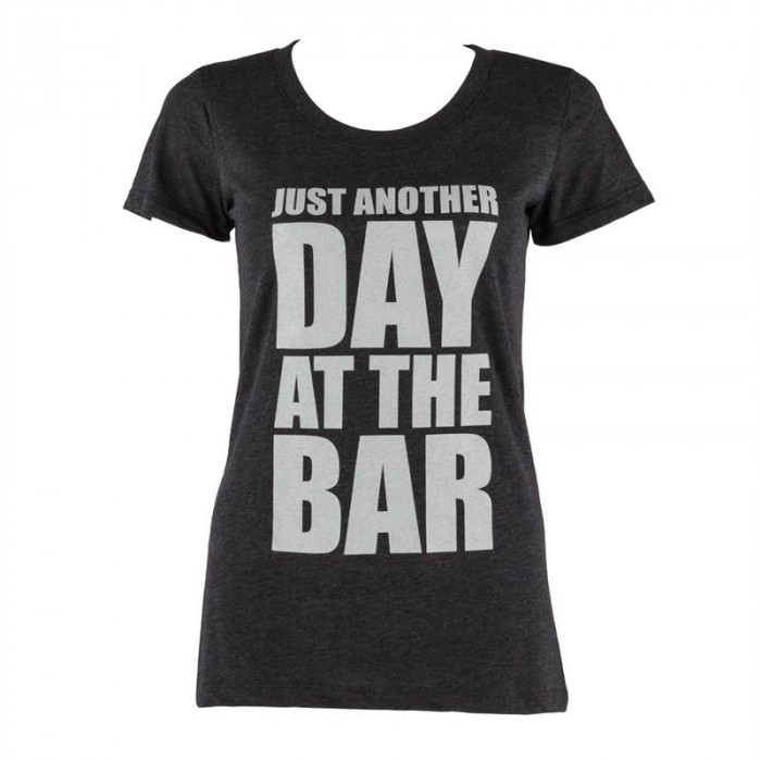 Heather CAPITAL sportiv tricou pentru femei Dimensiune S, negru foto mare